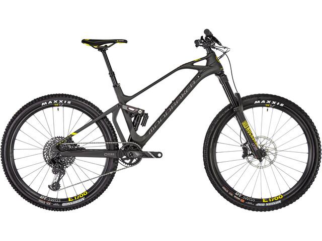 Mondraker Foxy Carbon XR 27.5 MTB Fullsuspension sort (2019) | Mountainbikes